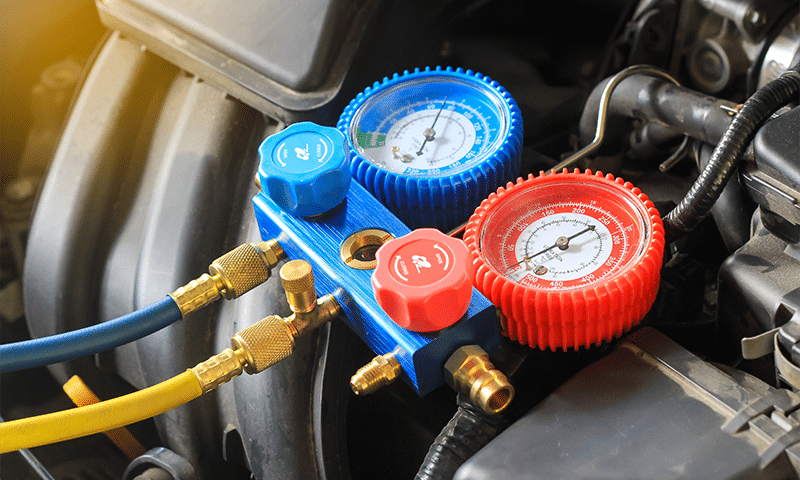 Air Conditioning Repair I Deutschland AutoWerks I Washington UT